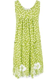 Короткие платья Трикотажное платье стретч Bonprix