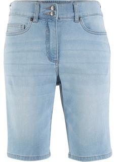 Шорты Бермуды джинсовые Bonprix