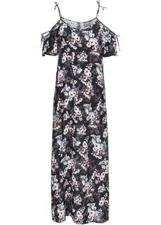 Платья со скидкой 20% Платье с завязывающимися бретелями Bonprix