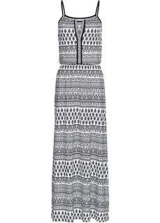 Длинные платья Платье макси Bonprix
