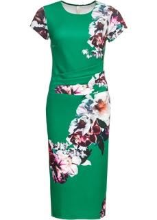 Платья со скидкой 20% Платье с цветочным принтом Bonprix