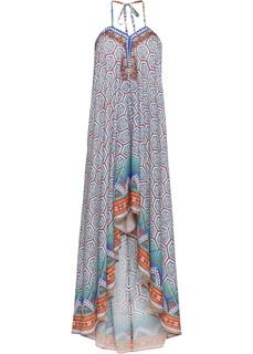 Длинные платья Платье с ярким рисунком Bonprix