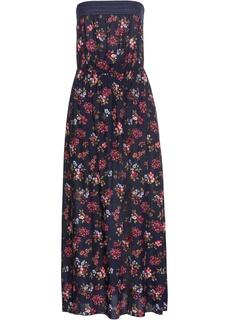 Пляжные платья Платье бандо Bonprix