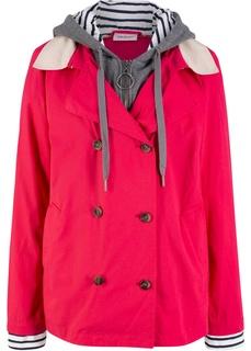 Демисезонные куртки Куртка на межсезонье, дизайн 2 в 1 Bonprix