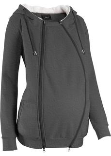 Куртки Трикотажная куртка с защитной вставкой для малыша Bonprix