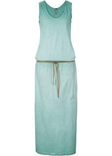 Длинные платья Платье из трикотажа Bonprix