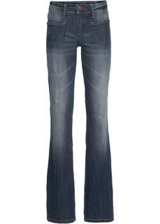 Джинсы Расклешенные джинсы Bonprix