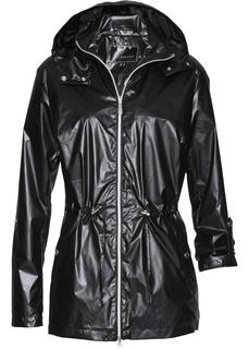 Пальто Парка из блестящего материала Bonprix