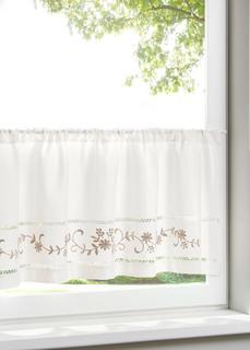 Короткие шторы Гардина Паулина Bonprix