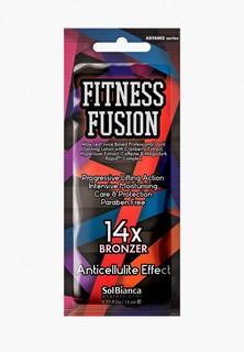 "Автозагар для тела Solbianca ""Fitness Fusion""14х bronzer"