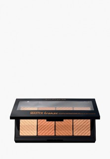 """Палетка для лица Maybelline New York Бронзовая для контурирования """"Master Bronze"""", оттенок 30, 13,5 гр"""