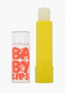 """Бальзам для губ Maybelline New York """"Baby Lips, Бережный уход"""", для чувствительной кожи губ, восстанавливающий и увлажняющий, бесцветный с запахом, 1,78 мл"""
