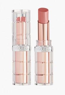 Помада LOreal Paris LOreal визуально увеличивающая объем губ Color Riche «Plump and Shine», оттенок 107, розовый, 3.8 мл