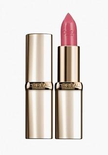 Помада LOreal Paris L'Oreal Color Riche, оттенок 256, Игривый розовый, 7 мл