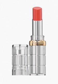 Помада LOreal Paris LOreal Color Riche Shine, защищающая и увлажняющая, оттенок 109, Звезда Вечеринки, 4.8 гр