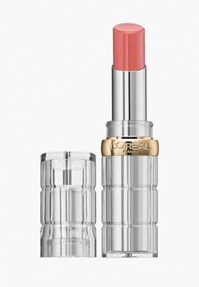 Помада LOreal Paris L'Oreal Color Riche Shine, защищающая и увлажняющая, оттенок 111, Инстарай, 4.8 гр
