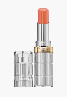 Помада LOreal Paris LOreal Color Riche Shine, защищающая и увлажняющая, оттенок 245, Сияющий Рассвет, 4.8 гр