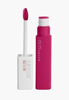 Помада Maybelline New York Super Stay Matte Ink, 120 Артист, розовый, 5 мл