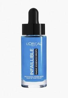Праймер для лица LOreal Paris LOreal -эссенция Infaillible, увлажняющий, увеличивающий стойкость макияжа, 15 мл