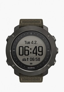Часы GPS Suunto TRAVERSE ALPHA FOLIAGE