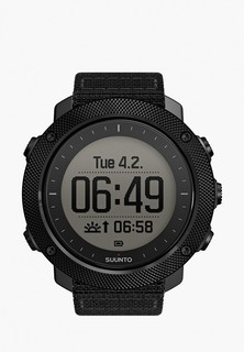 Часы GPS Suunto TRAVERSE ALPHA STEALTH