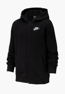 Толстовка Nike B NSW HOODIE FZ CLUB