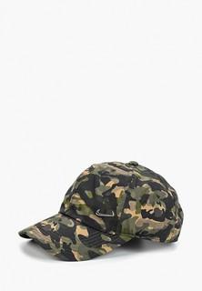 Бейсболка Nike Y NK H86 CAP METAL SWOOSH CAMO