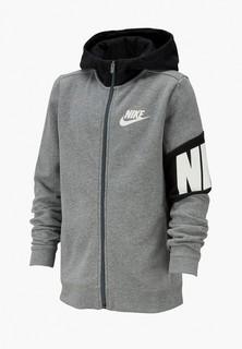 Толстовка Nike SPORTSWEAR BOYS FULL-ZIP HOODIE
