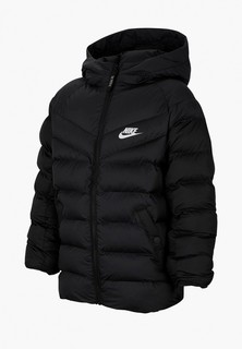 Куртка утепленная Nike SPORTSWEAR BOYS HOODED JACKET