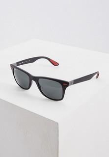 Очки солнцезащитные Ray-Ban® RB4195M F60271 Ferrari Collection