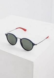 Очки солнцезащитные Ray-Ban® RB2447NM F60631 Ferrari Collection