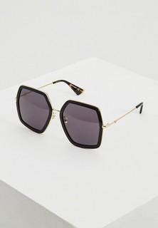 Очки солнцезащитные Gucci GG0106S 001