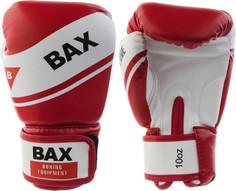 Перчатки боксерские BAX, размер 10 oz