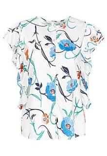Блузка с оборками Pepe Jeans