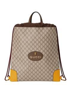 Gucci рюкзак на шнурке GG Supreme