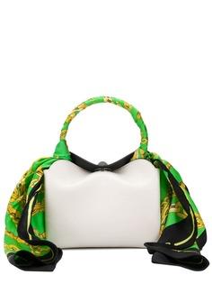 Balenciaga маленькая сумка с декоративным платком