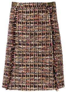 Etro трикотажная юбка