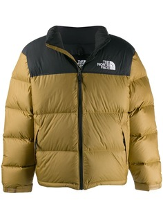 The North Face пуховик с логотипом