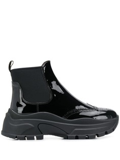 Prada ботинки по щиколотку