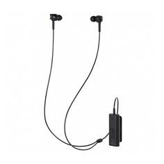 Наушники AUDIO-TECHNICA ATH-ANC100BT, Bluetooth, вкладыши, черный