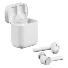 Наушники с микрофоном XIAOMI AirDots Pro (Mi True Wireless), Bluetooth, вкладыши, белый