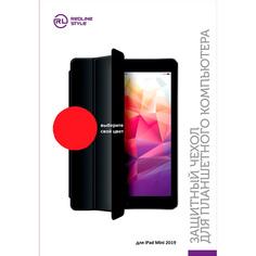 Чехол для iPad Red Line с силик.крыш.д/iPad Mini 2019 красный