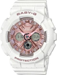 Японские женские часы в коллекции Baby-G Женские часы Casio BA-130-7A1ER