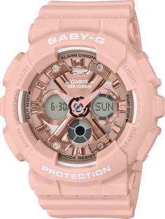Японские женские часы в коллекции Baby-G Женские часы Casio BA-130-4AER