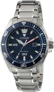 Японские мужские часы в коллекции Eco-Drive Мужские часы Citizen BM7450-81L