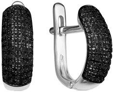Золотые серьги Серьги Vesna jewelry 2067-256-02-00