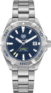 Швейцарские мужские часы в коллекции Aquaracer Мужские часы TAG Heuer WBD2112.BA0928