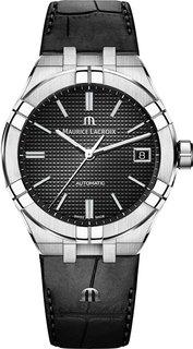 Швейцарские мужские часы в коллекции Aikon Мужские часы Maurice Lacroix AI6007-SS001-330-1