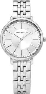 Женские часы в коллекции Giselle Женские часы Romanson RM9A15LLW(WH)