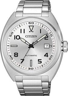 Японские мужские часы в коллекции Automatic Мужские часы Citizen NJ0100-89A